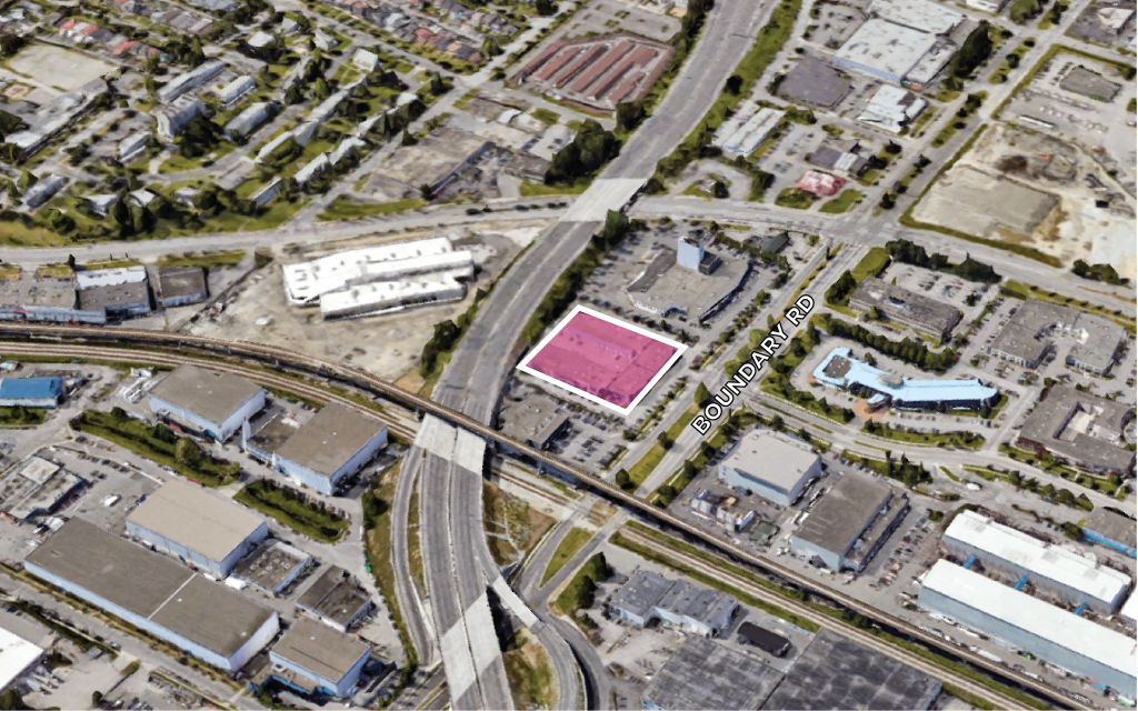 Land Assembly 122-2323 Boundary Road Vancouver