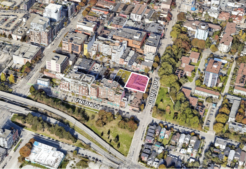 Land Assembly 288 East Georgia St Vancouver