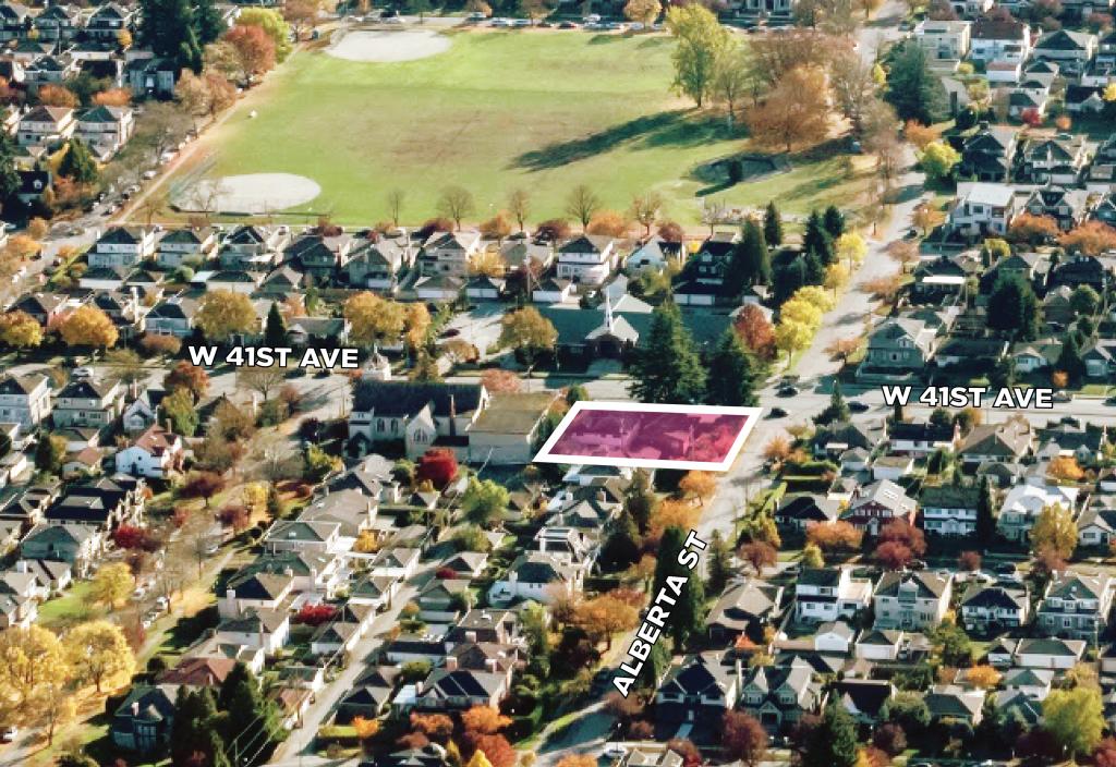 Land Assembly 325-343 West 41st Ave Vancouver