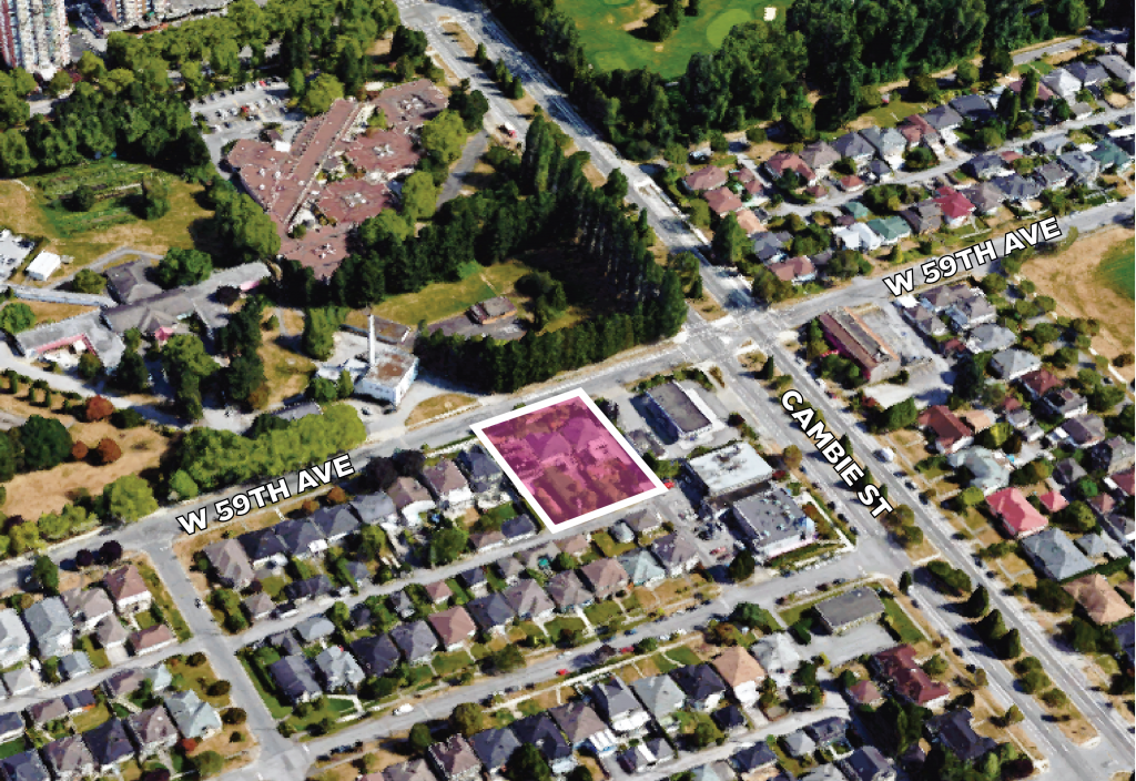 Land Assembly 514-530 West 59th Ave Vancouver