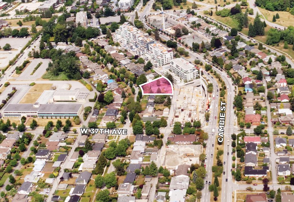 Land Assembly 5188-5210 Ash St Vancouver