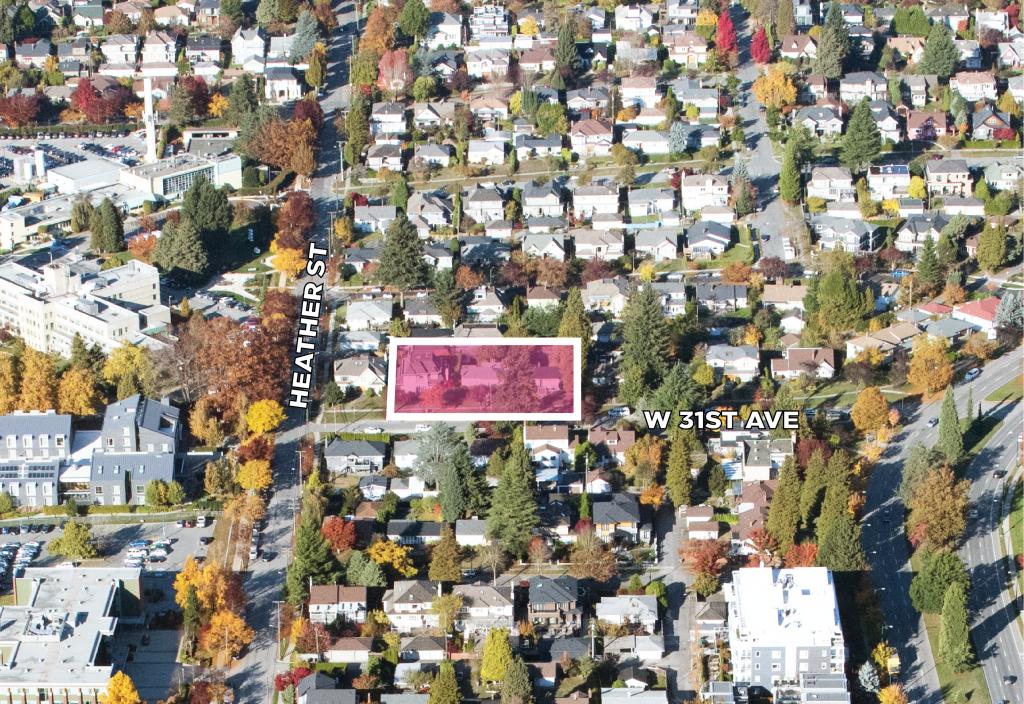Land Assembly 653-683 West 31st Ave Vancouver