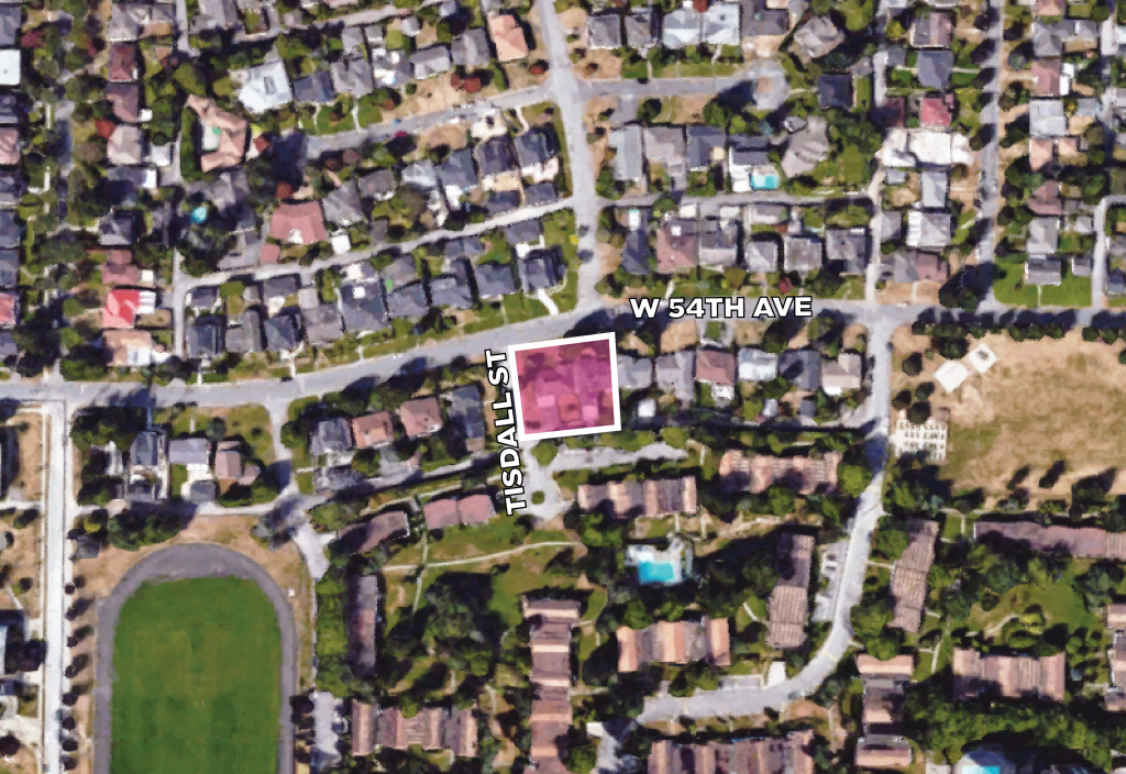 Land Assembly 680-692 West 54th Ave Vancouver