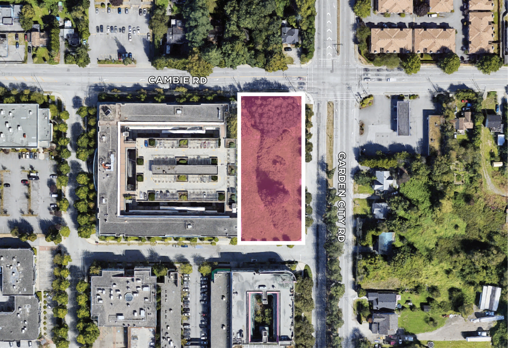 Land Assembly 8860-8880 Cambie St Richmond