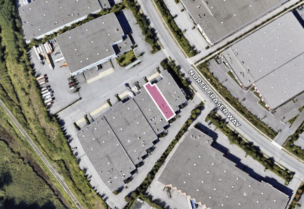 Land Assembly 8057 North Fraser Way Burnaby