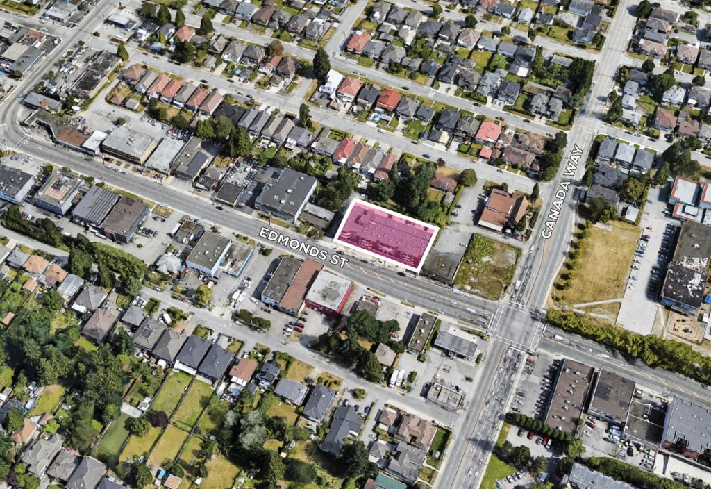 Land Assembly 109-7738 Edmonds Street Burnaby